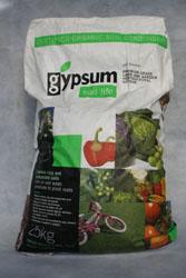 Product Gypsum (Calcium sulphate) – 25kg bag